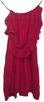 Isabel Marant Mid-Length Silk Dress