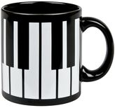 Waechtersbach Piano Keys 4-pc. Mug Set