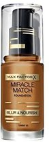Max Factor Miracle Match Foundation Tawny (Pack of 2)
