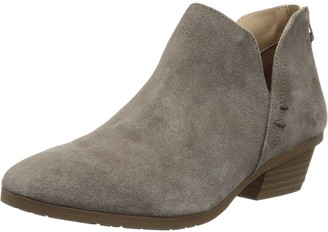 Kenneth Cole Reaction Women's Side Way Low Heel Bootie Ankle Boot