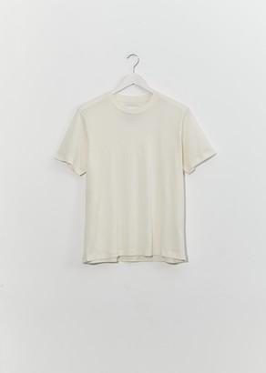 Studio Nicholson Kemi Classic T-Shirt Milk