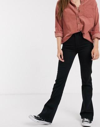 JDY Nikki high waisted flared jeans