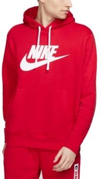 Nike Men's Sportswear Club Fleece Hoodie