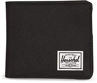 Herschel Hans Wallet Coin XL RFID (Black) Wallet Handbags