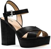 MICHAEL Michael Kors Divia Platform Sandals
