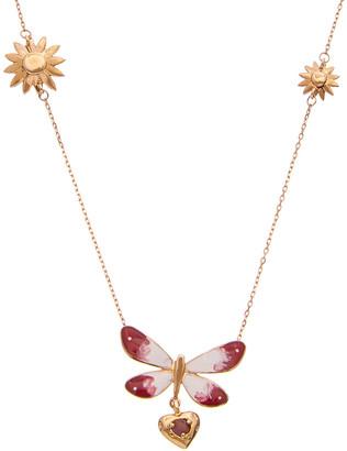 Gucci Flora 18K Necklace