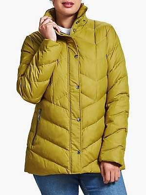Four Seasons V-Shaped Quilted Jacket