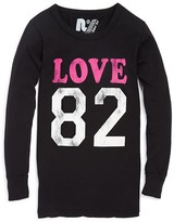 Rebel Yell Girls' Love 82 Tee - Sizes S-XL