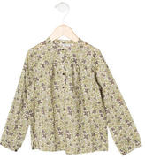 Bonpoint Girls' Floral Top