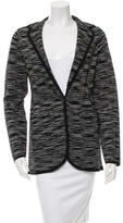 M Missoni Lightweight Patterned Blazer w/ Tags