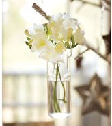 Hanging Bud Vase Ornament, Set of 4