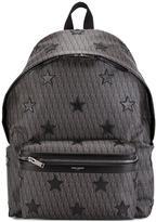 Saint Laurent 'California' backpack - men - PVC - One Size