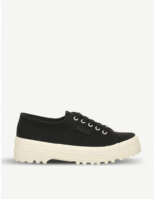 Superga 2555 Cotu canvas trainers