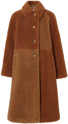 Burberry Teddy Bear Coat