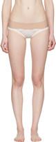 Stella McCartney Pink Bella Admiring Bikini Briefs