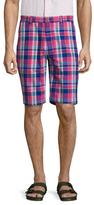 Brooks Brothers Multi Madras Bermuda Shorts