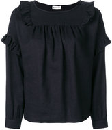 Masscob ruffled details blouse