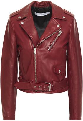 IRO Vik Leather Biker Jacket