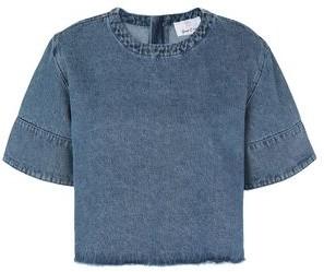 GEORGE J. LOVE Denim shirt
