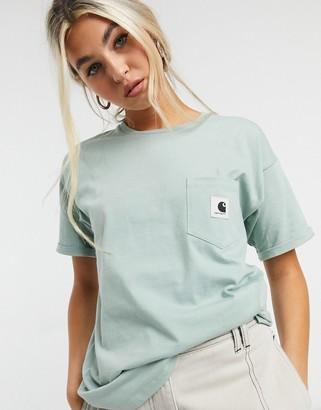Carhartt Wip t-shirt with pocket logo