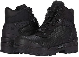 Wolverine Warrior Superfabric(r) CarbonMAX 6 Work Boot (Black) Men's Work Lace-up Boots