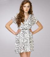 Black & White Diane Dress