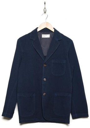 Universal Works 3 Button Jacket 22101 Navy - S