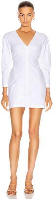 A.L.C. Aila Dress in Gesso | FWRD