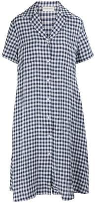 Mansur Gavriel Short linen dress