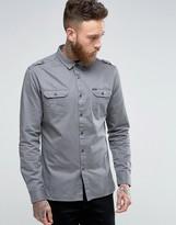 Firetrap Military Shirt