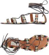 Valentino Toe strap sandals - Item 11307071