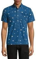 Polo Ralph Lauren Star Print Cotton Shirt