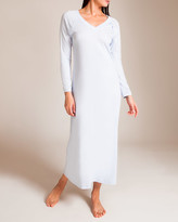 Hanro Pure Essence Long Sleeve Gown