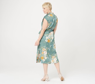 Bishop + Young Regular Button Down Belted Dress