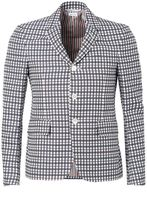 Thom Browne checked blazer