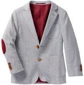 Isaac Mizrahi Birdseye Weave Blazer (Toddler, Little Boys, & Big Boys)