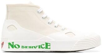 Stella McCartney No Service sneakers