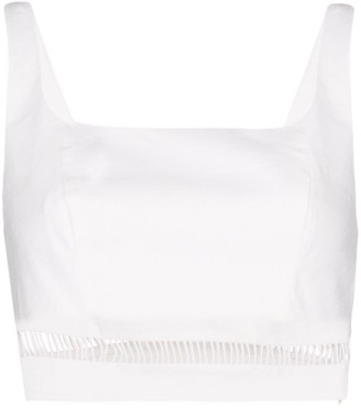 STAUD Mantis sleeveless top