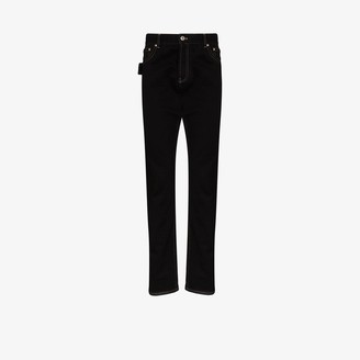 Bottega Veneta Regular leg side loop jeans