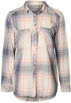 Dex Pink Plaid Shirt