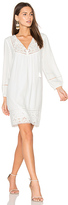 Joie Chayna Dress in White