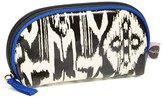 Nordstrom Steph&co. 'Ikat - Mini' Dome Cosmetics Case