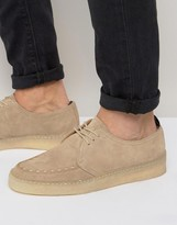 Fred Perry X George Cox Creeper Shoes
