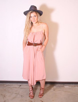 Tysa Sonoma Playsuit In Nude