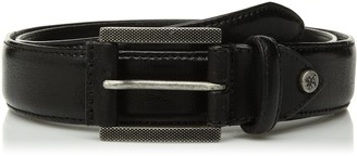 Stacy Adams Men's Matthews 34 mm Leather Belt