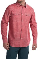 Columbia Leadville Range Shirt - Snap Front, Long Sleeve (For Men)