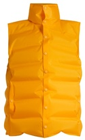 Balenciaga High-neck inflatable gilet