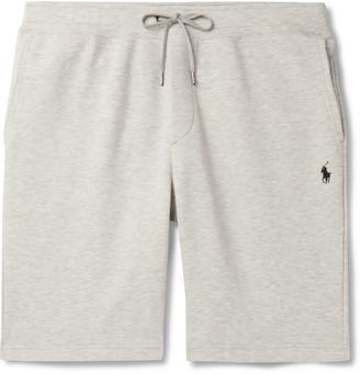Polo Ralph Lauren Melange Jersey Drawstring Shorts