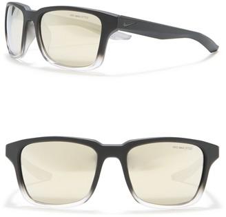 Nike Essential Spree 57mm Square Sunglasses