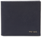 Prada Bicolore Bifold Wallet